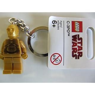 Lego Star Wars C-3PO Keychain