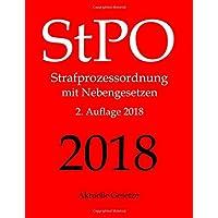 StPO, Strafprozessordnung, Aktuelle Gesetze: Strafprozessordnung mit Nebengesetzen