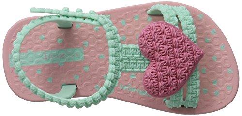 Ipanema Ipanema My First Ipanema Baby - Botas de senderismo Bebé-Niños Mehrfarbig (pink/green)
