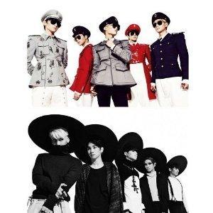 SHINee - Mini Album Vol.5 [Everybody] (+Photobook(64p)+Random Photocard(1p)+Bookmark(1p))+Folded Poster(2pcs)