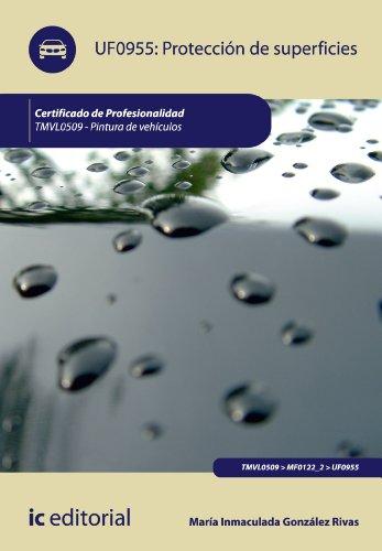 Descargar Libro Protección De Superficies. Tmvl0509 María Inmaculada González Rivas