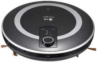 LG VR1012BS Hombot - Robot aspirador, color negro: Amazon.es: Hogar