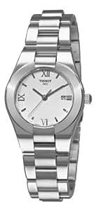 Tissot Women's T0432101103800 Glam Sport White Dial Watch