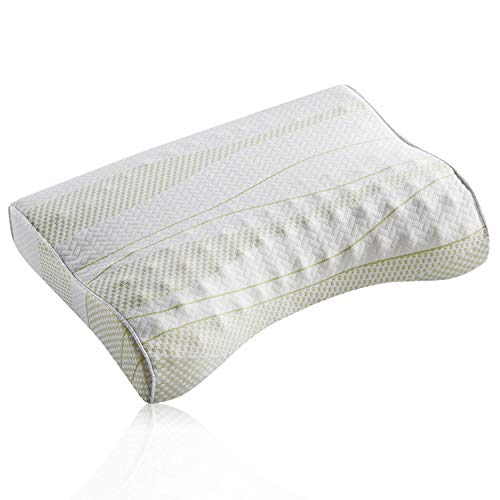 - Latex Pillow, Adult Shoulder Release Pressure Cervical Pillow, Granule Massage Breathable Pillow, Beauty Pillow, Deep Sleep Pillow