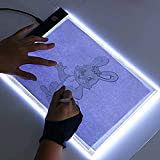 Photo : Light Box for Tracing A4 Led Artcraft Light Pad Tracer for Drawing Artists Sketching Animation by PAATWA (A4S)