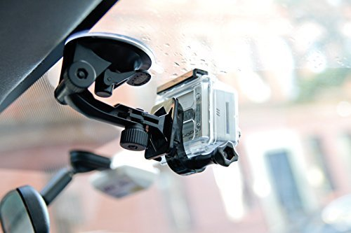 434aecf06b3 Gopro Car Mount >> Goma Industries Suction Cup Car Mount For Gopro Hero5  Session