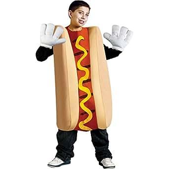 Hot Dog Kids Costume