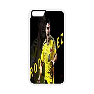 LISHUANGSHUANG Phone case Style-10 -Sport Star James Rodr¡§aguez Design Protective Case For Apple Iphone 6 Plus