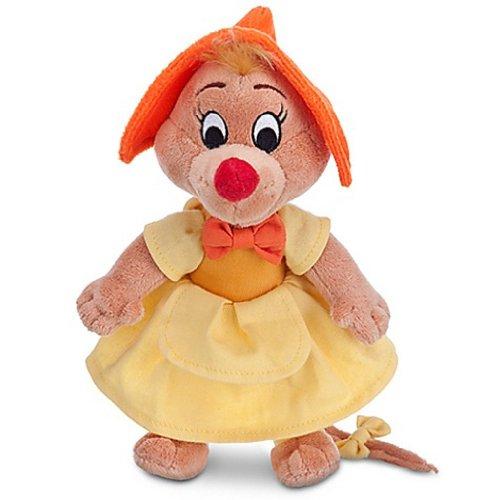 (Disney Store - Cinderella Suzy Plush Toy -- 9'')