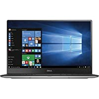 Dell - XPS 13.3 Touch-Screen Laptop - Intel Core i7 - 16GB - 512GB M.2 Solid State Drive - Silver