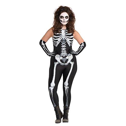 (Bone-A-Fied Babe Costume - Plus Size - Dress Size)
