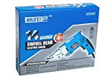 Wild Edge Electric Metal Shear, 5.0 Amp Variable