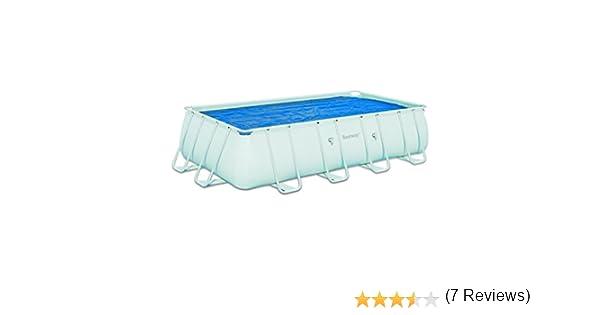 Bestway - Cobertor Solar para piscinas desmontables de 549 x 274cm ...