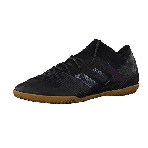 adidas Nemeziz Tango 17.3 In, Zapatillas de Fútbol para Hombre Negro (Negbas / Negbas / Neguti)