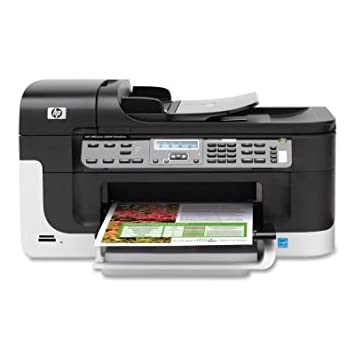 HP Officejet 6500 - E709n - Impresora multifunción ...