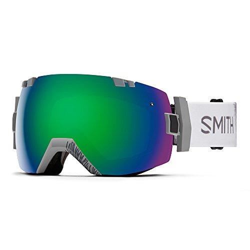 Smith M00657XD399MK Masque de Ski Homme, Wise Id/Chroma Pop Sun/Chroma Pop Storm