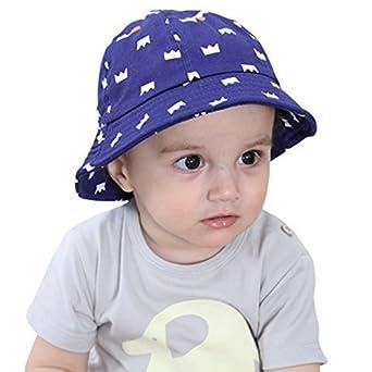 95303dae55b56 ベビー ハット 赤ちゃん 帽子 女の子 男の子 キャップ つば広 サンバイザー UVカット 可愛い 紫外線対策