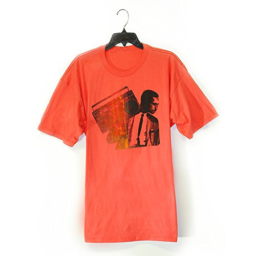 Glass House Apparel Malcolm X Hip Hop Radio T Shirt (XXLarge, - X Malcolm Glasses Style