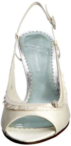Filippa Scott Women's Abbie II Bridal Ivory Silk U2IDKr