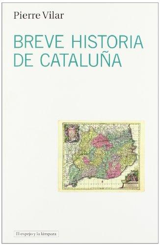 Descargar Libro Breve Historia De Cataluña - 2ª Edición Pierre Vilar