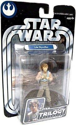 Star Wars Original Trilogy Collection #01 Dagobah Luke Skywalker (Upright Version) Action Figure
