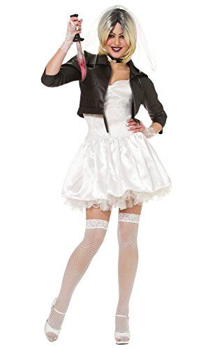 Bride of Chucky Adult Costume - Large -