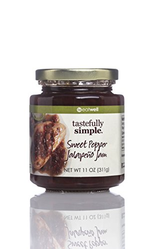 Tastefully Simple Sweet Pepper Jalapeno Jam by Tastefully Simple