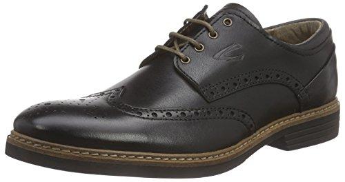 camel active Pico 16 - Zapatos de vestir Hombre Negro - negro