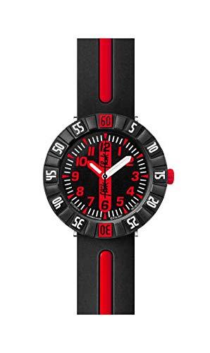 Flik Flak Reloj Analógico para Nios de Cuarzo con Correa en Plstico FCSP079: Amazon.es: Relojes