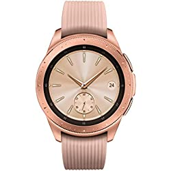 Samsung Galaxy Smartwatch (42mm) Rose Gold (Bluetooth), SM-R810NZDAXAR - US Version with Warranty