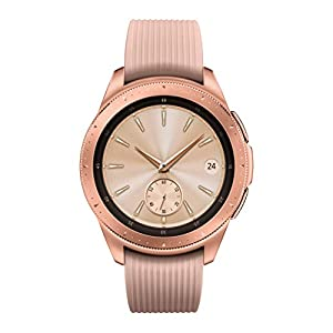 Samsung-Galaxy-Watch-smartwatch-42mm-GPS-Bluetooth–Rose-Gold-US-Version-with-Warranty