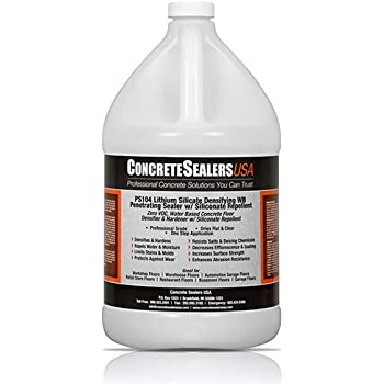 1 Gal S2000 Concentrated Sodium Silicate Concrete Sealer