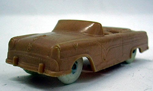 1955 Ford Sunliner Convertible in tan Wheaties cereal giveaway