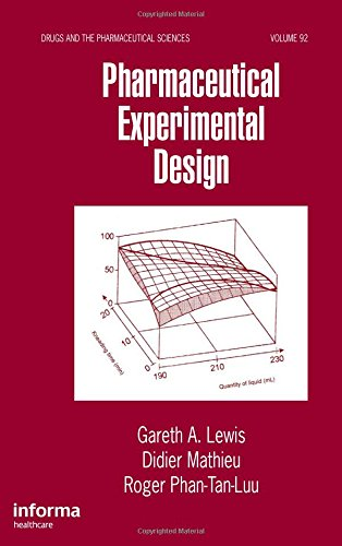 Pharmaceutical Experimental Design (Drugs and the Pharmaceutical Sciences)