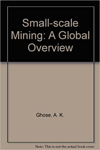 Small-Scale Mining: A Global Overview