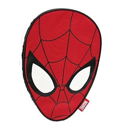 Marvel Spiderman Head Shaped