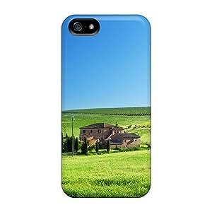 Cute Tpu NadaAlarjane-051301 Wonderful Italian Farm Case Cover For Iphone 5/5s