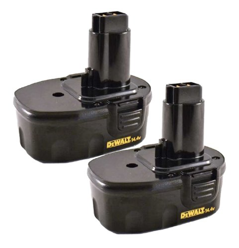 Dewalt DW954 (2 Pack) Replacement DC9094 14.4V Compact Battery # N143361-2pk
