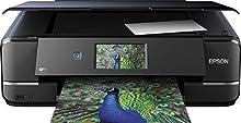Epson Expression Photo XP-960 - Impresora multifunción de tinta, color negro, Ya disponible en Amazon Dash Replenishment