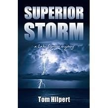 Superior Storm (Lake Superior Mysteries Book 2)