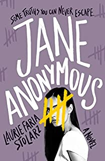 Book Cover: Jane Anonymous: A Novel