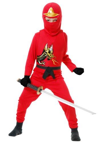 Red Ninja Avenger II Toddler (Red Ninja Ninjago Costume)