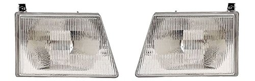 97-07 Ford Econoline Van E150 E250 E350  - 02 Ford Econoline Van Headlight Shopping Results