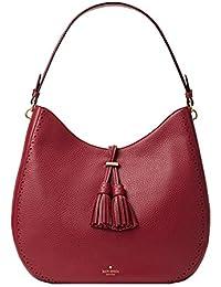james street nori hobo bag (Merlot)