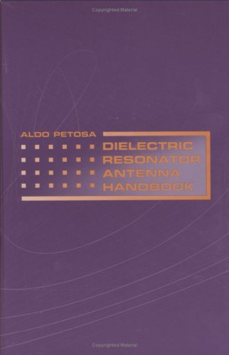 Dielectric Resonator Antenna Handbook-cover