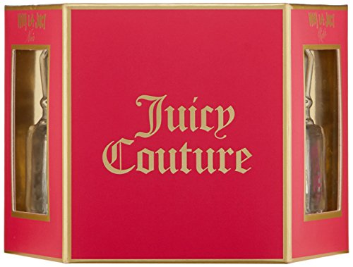 Juicy Couture Deluxe Mini Coffret Fragrance Set