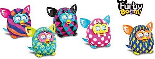 Hasbro Furby Boom Sweet [habla alemán no compatible con app española]