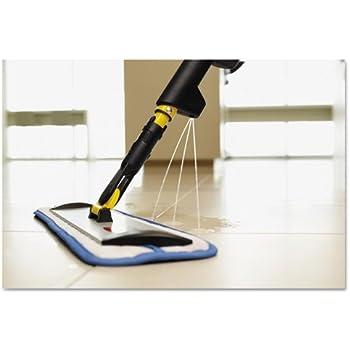 Amazon Com Leifheit Profi System Microfiber Flat Mop With