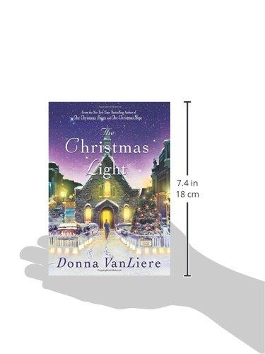 the christmas light a novel donna vanliere 9781629532158 amazon com books