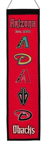 Arizona Diamondbacks Banner - Winning Streak MLB Arizona Diamondbacks Heritage Banner